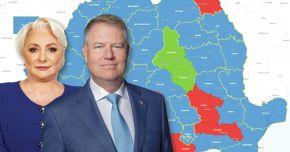 Klaus Iohannis, învingător! Constanța iese de sub umbrela roșie a PSD