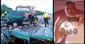 Detalii şocante despre şoferul microbuzului în care au murit 9 români! Anul trecut, a băgat în comă o fată de 21 de ani