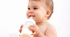 Ce formule de lapte sunt cele mai recomandate pentru copii
