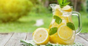 Limonada, sănătoasă pentru organism. Ce beneficii are