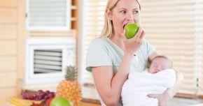 Necesitățile nutriționale ale proaspetelor mămici. Ce să mâncăm?