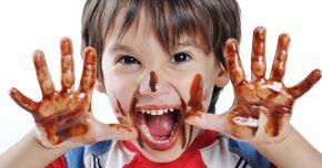 Nu le mai daţi ciocolată copiilor!