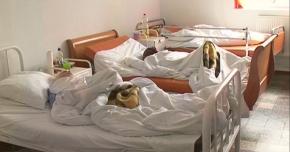 Val de pacienţi la Spitalul de Urgenţă