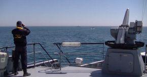 Comandantul pescadorului sub pavilion Turcia, surprins la braconat în Marea Neagră, cercetat în stare de arest preventiv