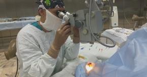 Oportunitate pentru pacienţii cu boli oftalmologice.
