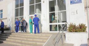 Spitalul CF Port a rămas fără director