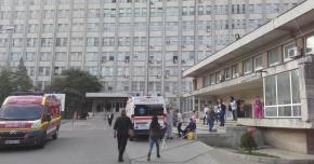Afecţiunile respiratorii au supraaglomerat Spitalul de Urgenţă