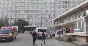 Spitalul de Urgenţă Constanţa, aglomerat: peste 1.000 de pacienţi în doar trei zile