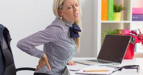 Statul la birou, pericol de tromboză venoasă