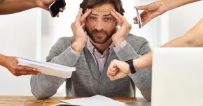 Stresul duce la apariția bufeurilor