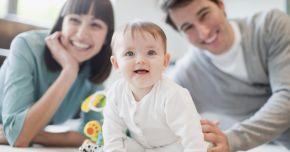 Bebeluşii suferă când există conflicte între părinţi