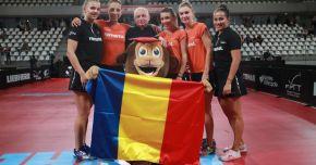 CE PERFORMANȚĂ! România, din nou campioană europeană la tenis de masă