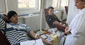 Donare de sânge la Năvodari