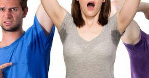 Nu lăsaţi transpiraţia abundentă să vă afecteze încrederea în sine!