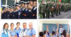 Dle. poliţist, militar, profesor, medic: Stăm după politicieni sau ne organizăm? Cine preia iniţiativa?