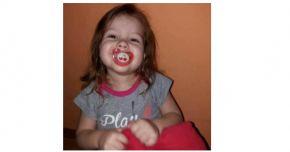 FETIŢA UNUI POMPIER ARE NEVOIE DE AJUTOR! La numai 3 ani, Hanna se luptă cu o boală nemiloasă
