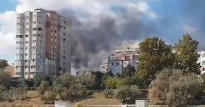 INCENDIUL DIN FALEZĂ NORD, STINS DUPĂ 7 ORE! Ce spun Pompierii