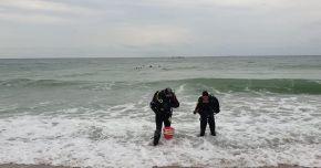 Tânărul dispărut în mare, la Vama Veche, a fost găsit în Bulgaria