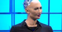 MOMENT ISTORIC! Robotul Sophia, cetăţean oficial al Arabiei Saudite, vine în România. VA ŢINE UN DISCURS!