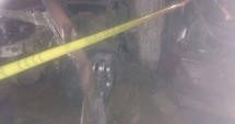 UPDATE. GRAV ACCIDENT RUTIER LA CONSTAN�A / Un b�rbat  A MURIT, alte trei persoane au fost r�nite