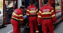 ACCIDENT ÎN POLIGONUL DE LA CINCU / UN MINOR A FOST RĂNIT