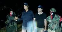 Jurnaliştii olandezi răpiţi, luni, în Columbia au fost eliberaţi