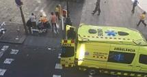 TEROAREA continuă la Barcelona: 2 bărbați înarmați s-au baricadat în restaurante