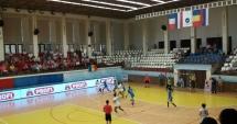 Handbal feminin / România - Franţa, 26-25 în lupta pentru Trofeul Carpaţi