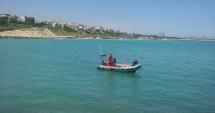 Fetiţă de 11 ani, căutată de scafandri pe plaja din Eforie Nord