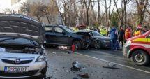 Şoferul drogat care a provocat intenţionat un accident grav s-a sinucis