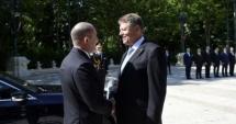 Preşedintele bulgar Rumen Radev, primit la Cotroceni de Klaus Iohannis
