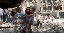 EXPLOZIE PUTERNICĂ. Peste 100 de civili au fost ucişi