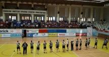 Galerie foto. HC Dobrogea Sud Constanța învinge Dunărea Călăraşi, într-o partidă amicală
