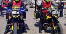 Motociclete SMURD, în dotarea ISU