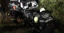 GALERIE FOTO / Accident rutier între localitățile Medgidia si Pestera
