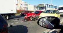 UPDATE. ACCIDENT DORALY / Şoferul fugar a fost prins şi condus la audieri