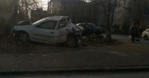 Accident rutier noaptea trecută în Constanţa
