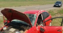 Update. ACCIDENT RUTIER GRAV LA CONSTANŢA. Elicopterul SMURD intervine