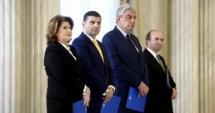 Noii miniştri din Guvernul Grindeanu au depus jurământul de învestitură