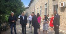 MINISTRUL SĂNĂTĂȚII, LA EFORIE SUD. Inaugurează Secția de Recuperare, Medicină Fizică și Balneologie