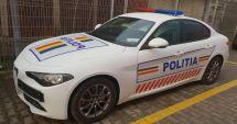 FOTO. ŞOFERII INDISCIPLINAŢI NU MAI AU SCĂPARE! Poliţia Constanţa s-a dotat cu o nouă autospecială