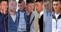Trei dintre cei şapte violatori se pregătesc de liberare condiţionată