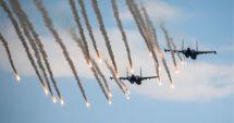 Două avioane de luptă Su-34 s-au ciocnit. Ce s-a întâmplat cu piloţii