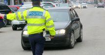 Tânără de 19 ani care conducea sub influenţa drogurilor, prinsă de poliţişti