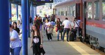 Veşti bune pentru studenţi! Legea privind transportul feroviar gratuit, promulgată