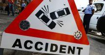 Accident rutier pe bulevardul Tomis. O şoferiţă a fost rănită