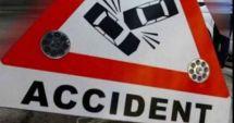 Accident rutier în Techirghiol, judeţul Constanţa. Intervine un echipaj SMURD