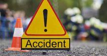 Eleva care a căzut în cap dintr-un microbuz aflat în mers, a murit