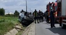 FEMEIA PLIMBATĂ ŞAPTE ORE ÎNTRE SPITALE A RĂMAS FĂRĂ PICIOR / Anchetă de amploare!