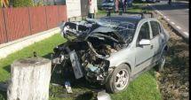 Informaţie de ultimă oră despre cei doi copii loviți de maşina derapată